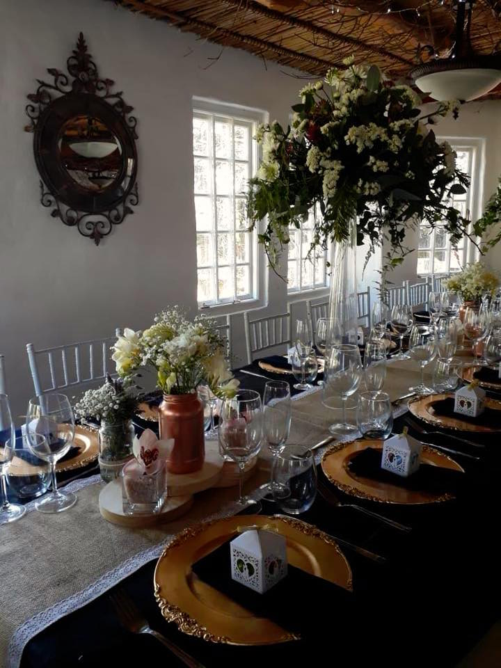 Paarl wedding venue 1